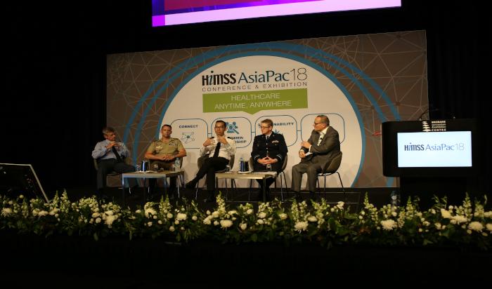 HIMSS AsiaPac 18