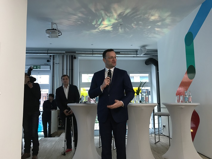 Ministry of Health in Germany officially launches Health Innovation Hub initiative
