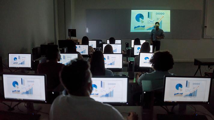 AHIMA data management 2018