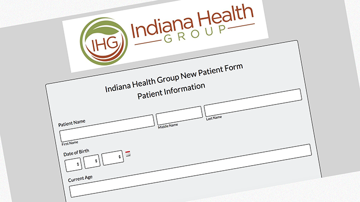 electronic form tool helps healthcare practice