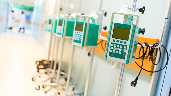 Ransomware and medical devices: How behavior analytics can protect patients