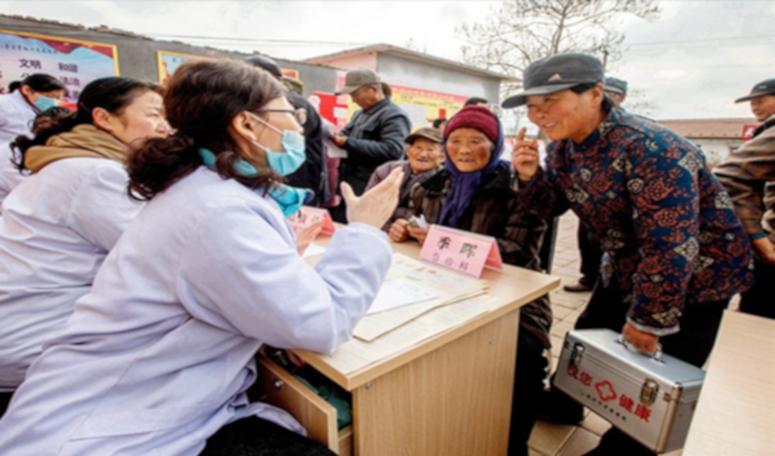 China launches platform to enhance China's community-level healthcare services