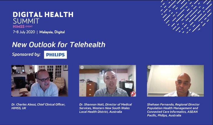New outlook for telehealth thumbnail