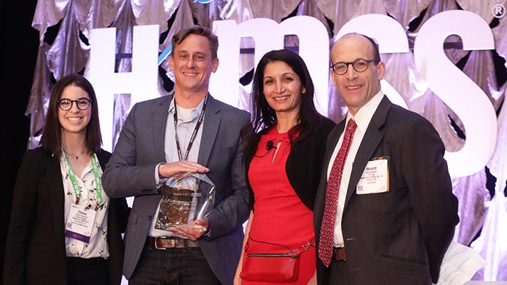MedCrypt wins Venture Connect prize