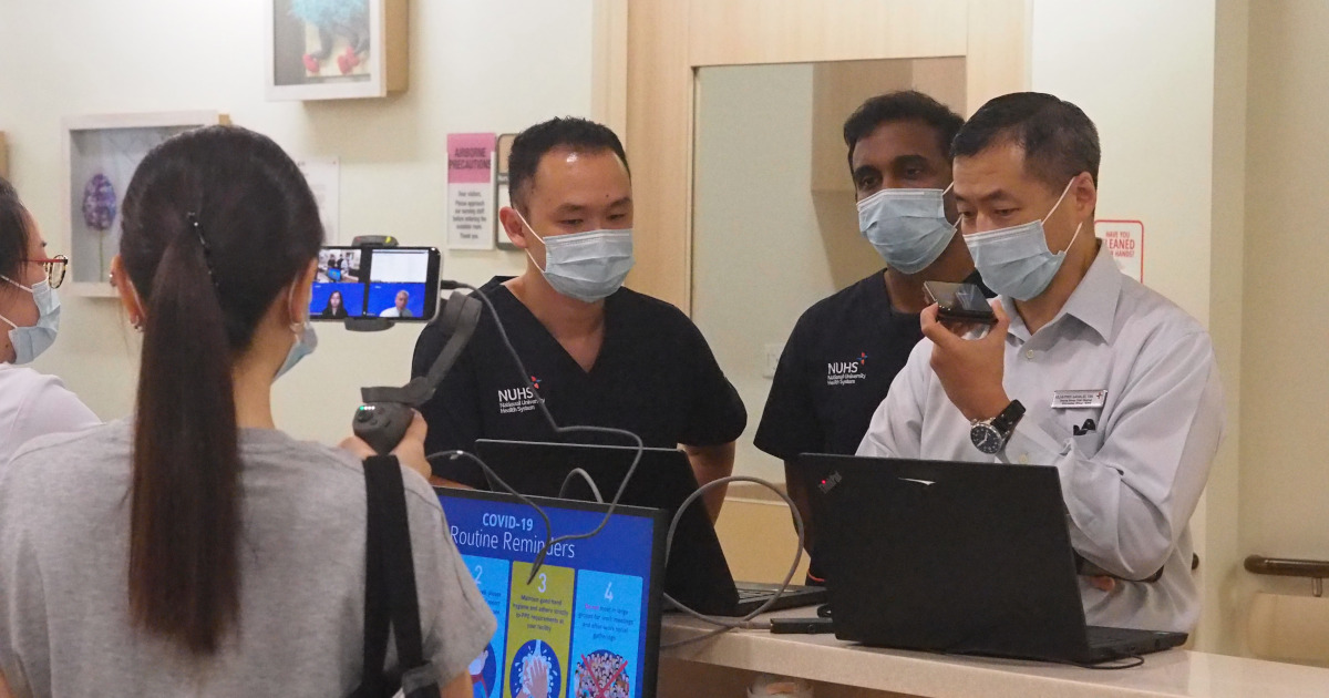 NTFGH's lessons behind Singapore's first HIMSS EMRAM Stage 7 revalidation thumbnail