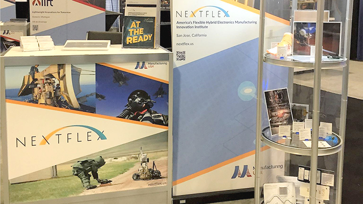Nextflex invests in health monitoring systems