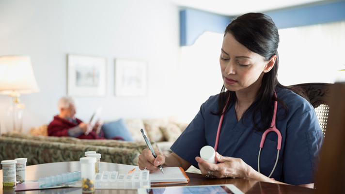 nurse home care