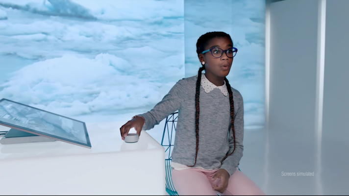 International Women's Day is tomorrow, and Microsoft wants girls to #MakeWhatsNext