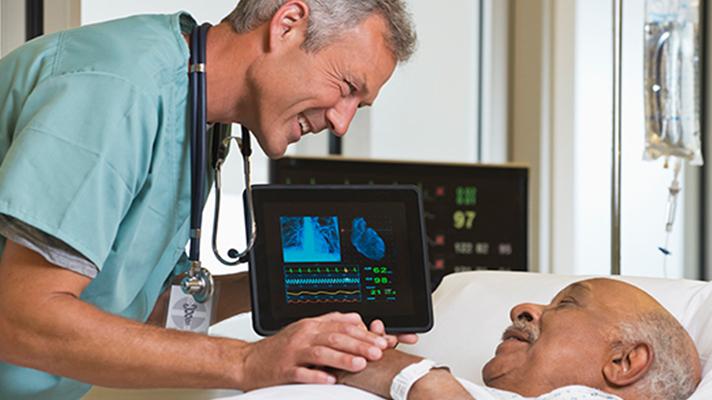 Open Door Family Medical Centers wins HIMSS Davies Award