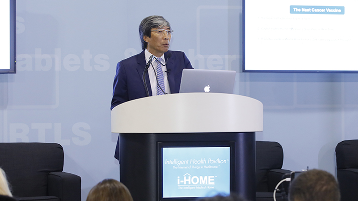 NantHealth Patrick Soon-Shiong