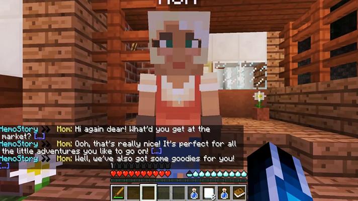 Pfizer Minecraft app