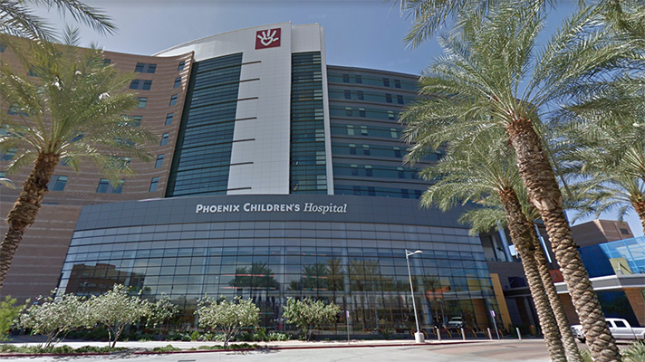 Phoenix Children's Hospital patient safety Allscripts