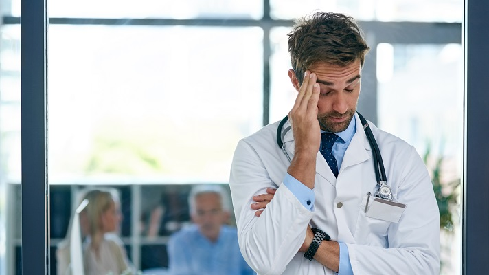Can EHRs' contributions to physician burnout be cured? Mixing up training can help