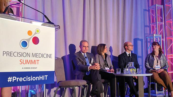 Precision Medicine panel in Washington DC