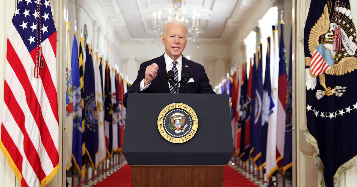 Biden announces national vaccine finder website, May 1 eligibility for all  adults | Healthcare IT News