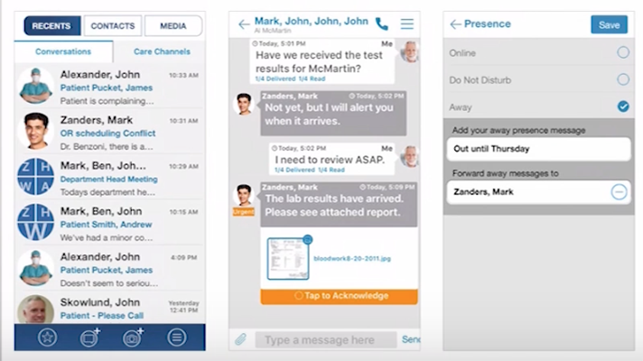 Arnot Health uses secure texting to slash ED door-to-floor times by 36 percent