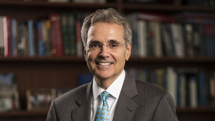 M.D. Anderson president resigns