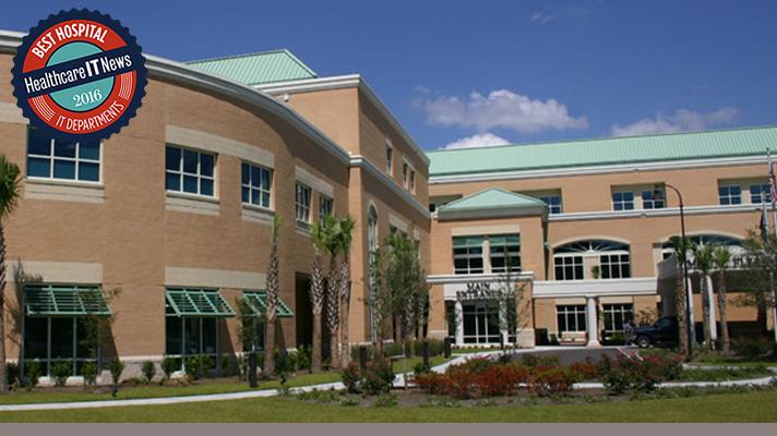 Best Hospital IT 2016: Roper St. Francis Healthcare