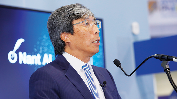 NantHealth founder Soon-Shiong hit with lawsuit over attempted takeover