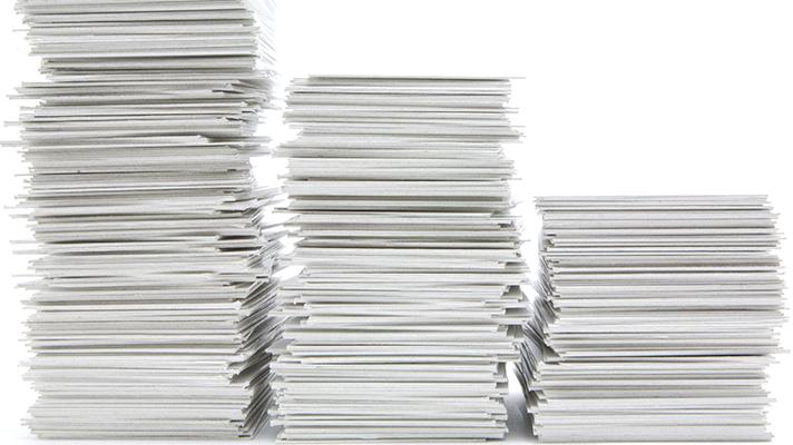 OIG audit: Massive backlog in digitizing VHA medical records