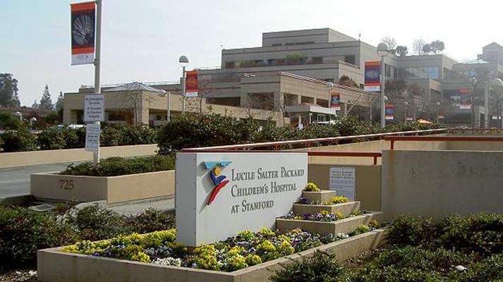 Lucile Packard Children's Hospital Stanford win Davies award
