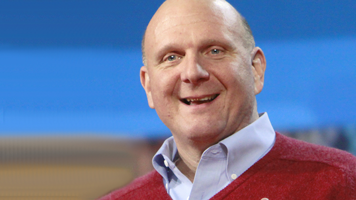 Steve Ballmer government spending