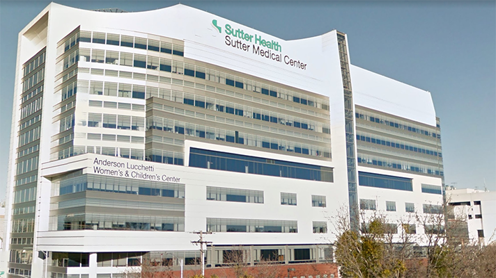 Sutter health cybersecurity breach in california