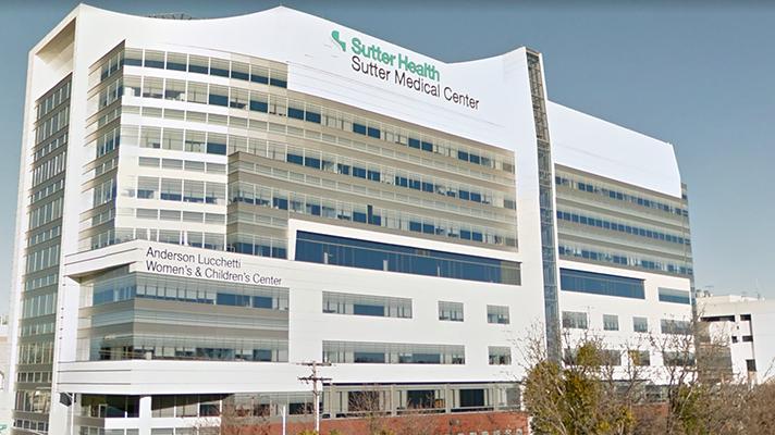 Sutter health cybersecurity breach in california