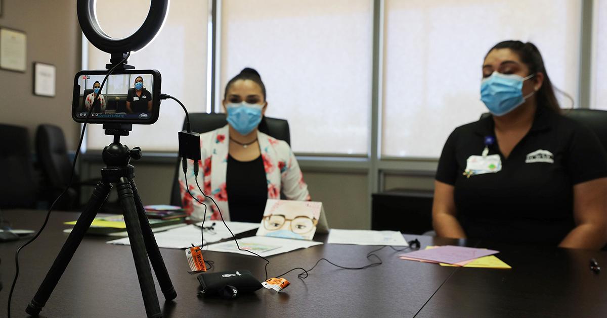 Telehealth telemedicine virtual care nurses