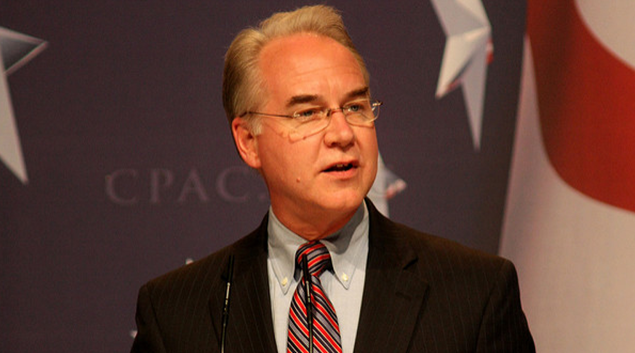 Live updates: Tom Prices faces Senate confirmation hearing for HHS secretary post