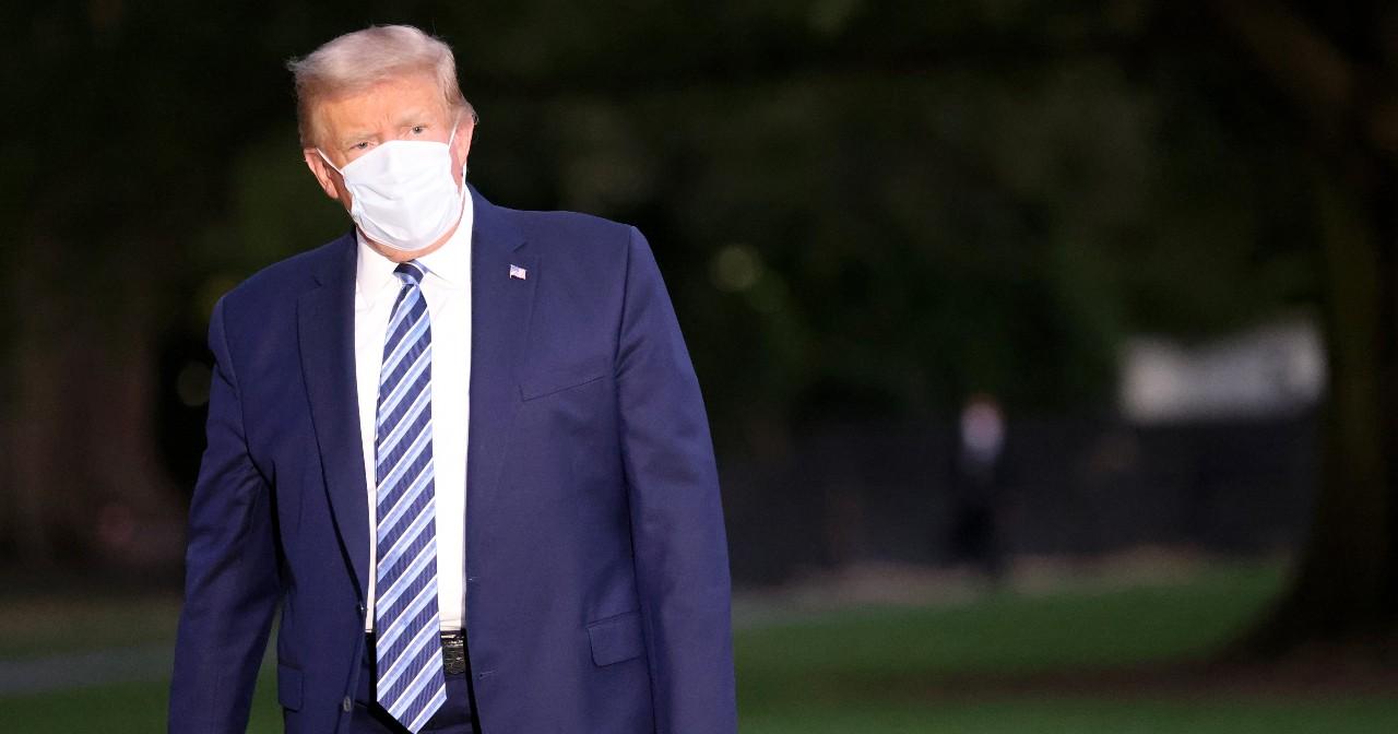 NEJM condemns Trump's Covidd response