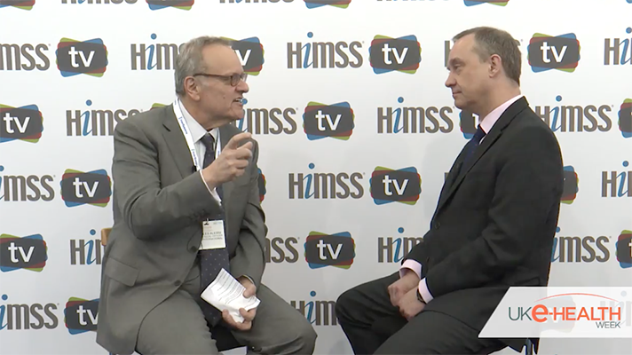 NHS England talks with HIMSS International about UK eHealth week