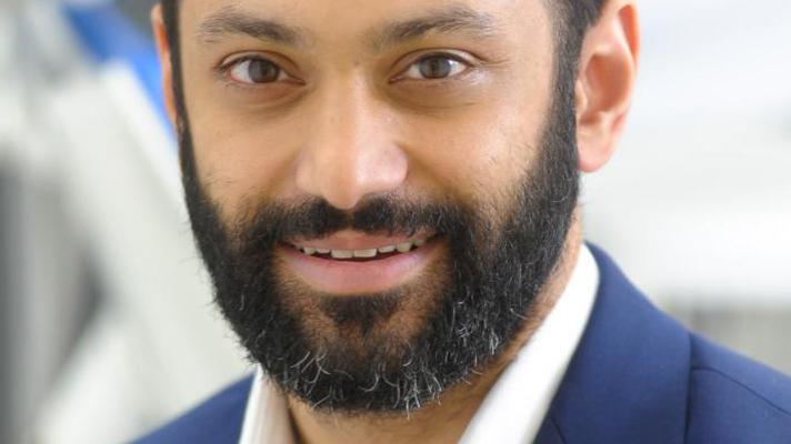 Dr Sam Shah, Director of Digital Development, NHS England