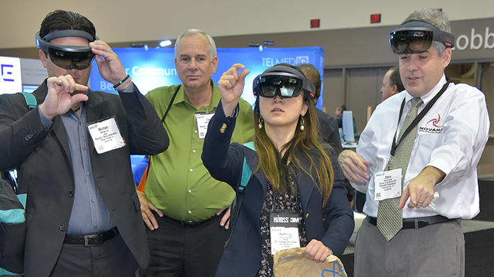 Virtual reality helps radiologists speed procedures