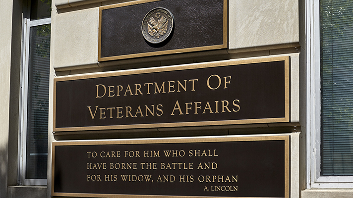 VA sign