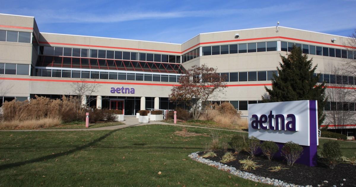 Aetna building