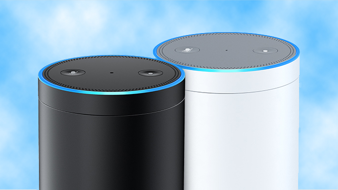 Amazon Alexa with first-aid skill
