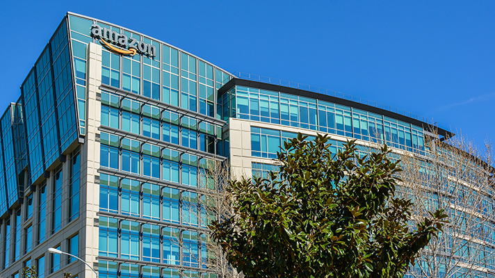 amazon building healthcare company