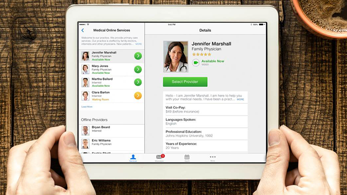 American Well, Medtronic partner for combined telehealth and