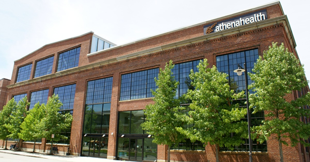 athenahealth building
