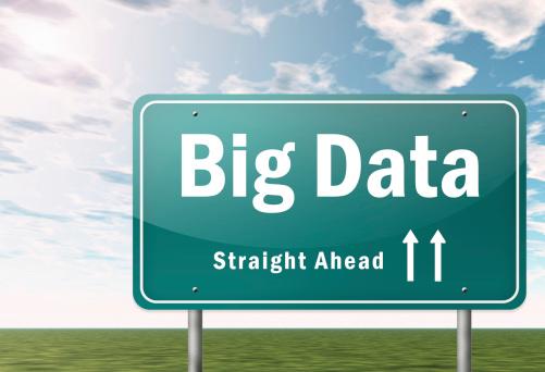 Big data sign