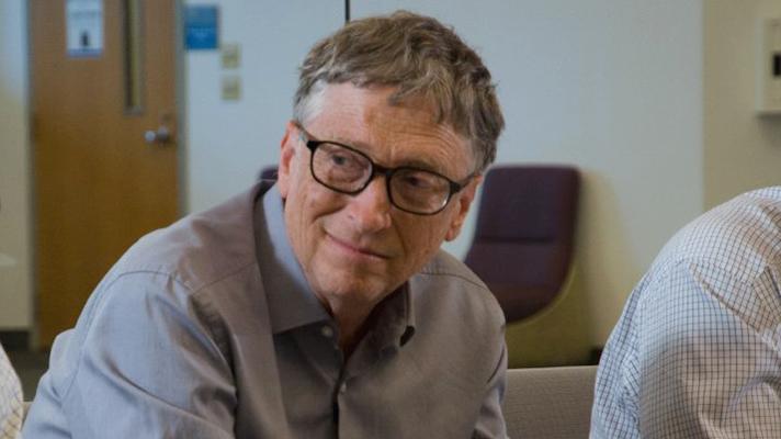 Bill Gates Alzheimer's research