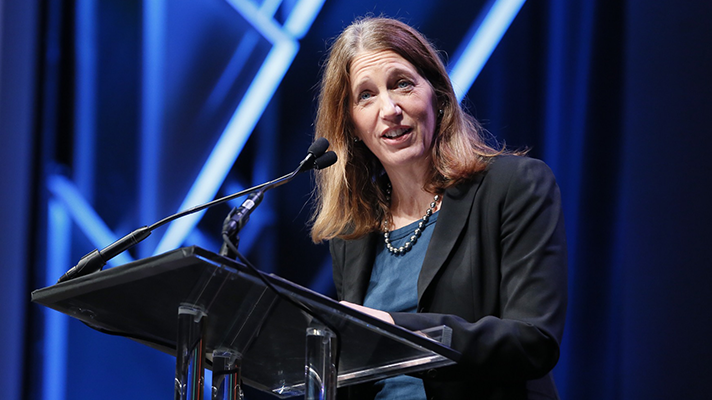 Nearly every big name in healthcare technology has pledged to use standardized APIs, to make patient access easier and to not block information, Department of Health and Human Services Secretary Sylvia Burwell announced during her HIMSS16 keynote Monday night.