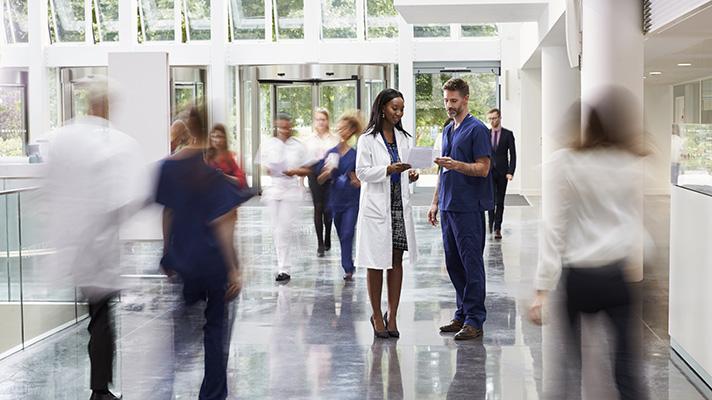 better EHR deployments at hospitals