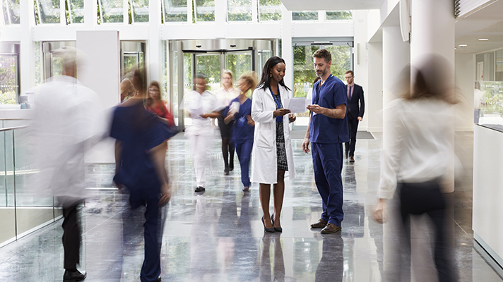 healthcare security staffing crisis