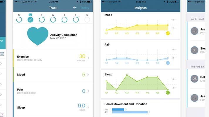 Boston Children's, Duke create new Apple CareKit app