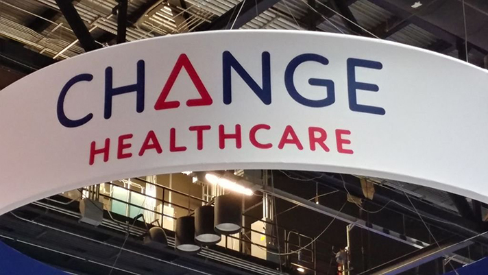 Change HIMSS booth