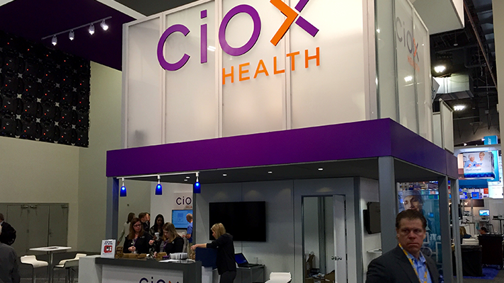 CIOX Health launched Tuesday at the HIMSS16 Conference and Exhibition with the vision of advancing the way health information is managed