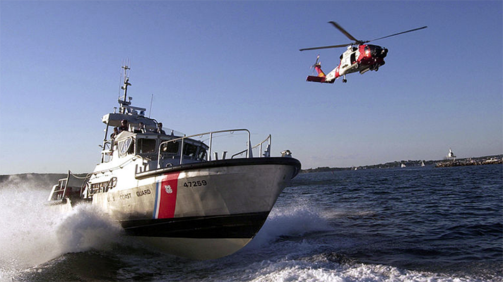 Coast Guard celebrates 10-year anniversary of nation's first response boat