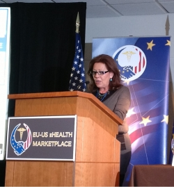 Christina Papanikolaou, general secretary of public health, Greece